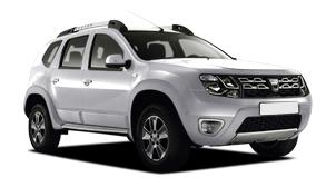 Dacia Duster SUV
