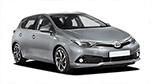 Toyota Auris All-in/FF/WT